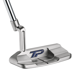 TaylorMade Golf LH TP Hydro Blast Del Monte L-Neck Putter (Left Handed)