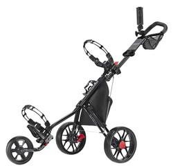 CaddyTek Golf- Caddylite 11.5 V3 Deluxe Push Cart