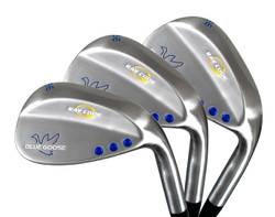 Ray Cook Golf Blue Goose 3-Wedge Set