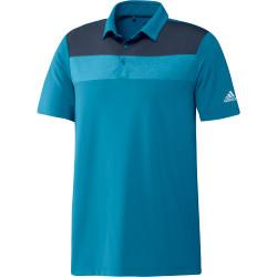 Adidas Golf- Novelty Color Block Polo