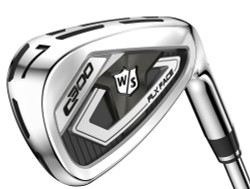 Pre-Owned Wilson Golf Staff LH C300 Irons (8 Iron Set) Left Handed
