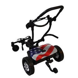 CaddyTrek- USA R2 Robotic Golf Caddy