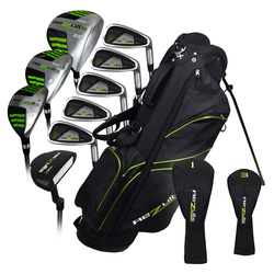Tour X Golf- Rezults Complete Set With Stand Bag