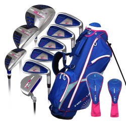 Tour X Golf- Ladies Rezults Complete Set With Stand Bag