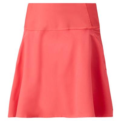 Puma Golf- Ladies PWRShape Solid Woven Skirt