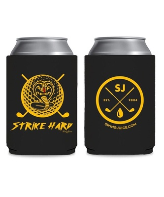 Swing Juice Golf- Strike Hard Koozie