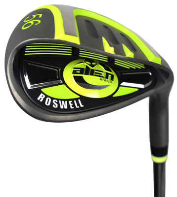 Alien Golf- LH Roswell Wedge (Left Handed)