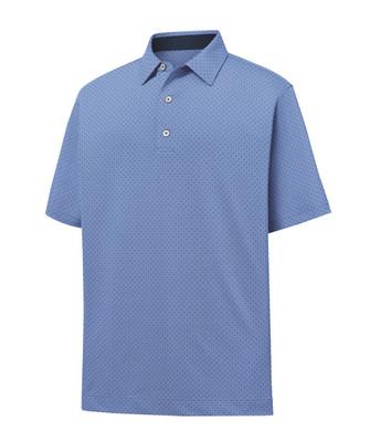 FootJoy Golf- Stretch Dot Print Polo