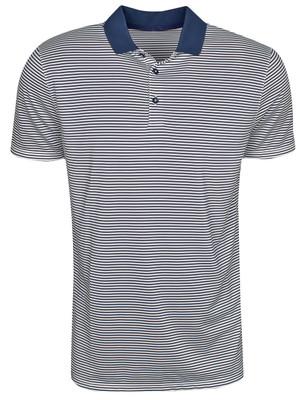 Nike Golf- Victory Mini Stripe Polo