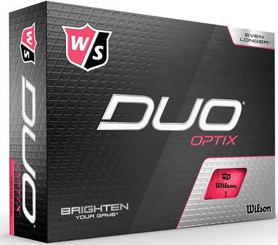 Wilson Staff Duo Ladies Optix Golf Balls Plus 2-Ball Pack