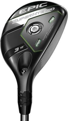 Callaway Golf- LH Epic Super Hybrid (Left Handed)