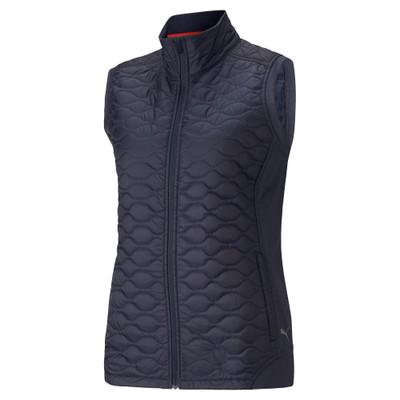Puma Golf- Ladies Cloudspun WRMLBL Vest