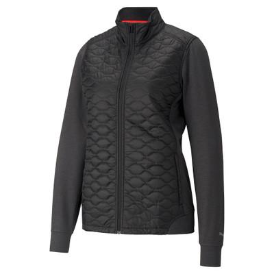 Puma Golf- Ladies Cloudspun WRMLBL Jacket