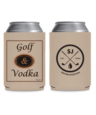 Swing Juice Golf & Craft Vodka Koozie