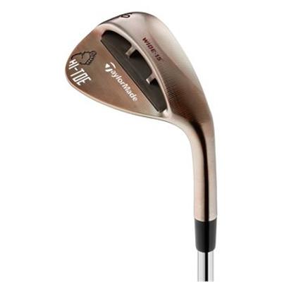 Pre-Owned TaylorMade Golf Hi-Toe Raw Big Foot Wedge