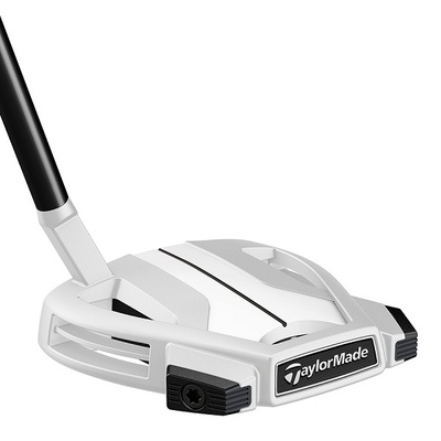 Pre-Owned TaylorMade Golf Spider X Chalk/White Center Shafted W/SightLine Putter