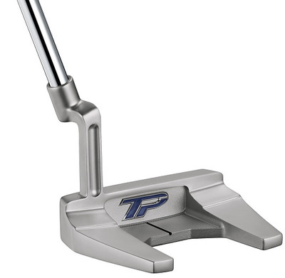 Pre-Owned TaylorMade Golf TP Hydro Blast Bandon L-Neck Putter