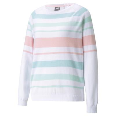 Puma Golf- Ladies Ribbon Sweater
