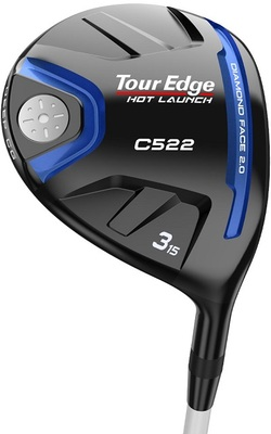 Tour Edge Golf- Ladies Hot Launch C522 Fairway Wood