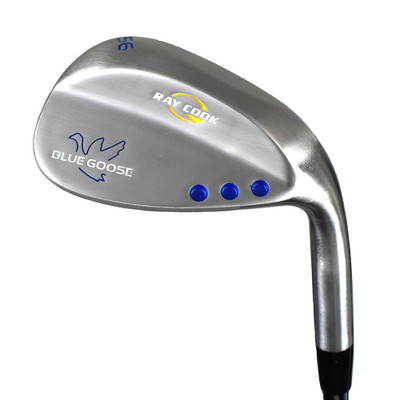 Ray Cook Golf- LH Blue Goose Satin Wedge (Left Handed)
