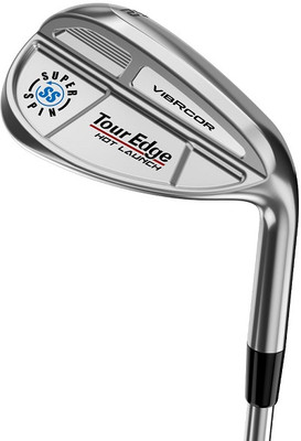 Tour Edge Golf- Hot Launch Superspin Vibrcor Wedge (Graphite)