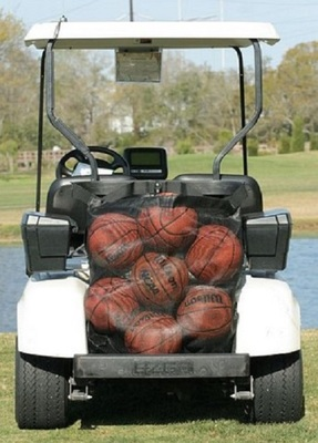 Club Clean Golf- Buggie Bag