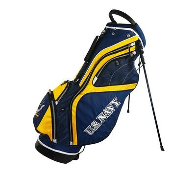 Hot-Z Golf US Military Stand Bag Navy