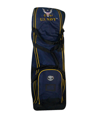 Hot-Z Golf US Military Travel Cover Navy
