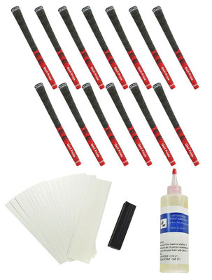 Golf Pride- Decade MultiCompound Standard Complete Regrip Kit