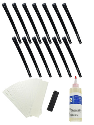 Golf Pride- Tour Wrap 2G Standard Complete Regrip Kit