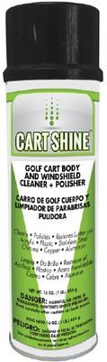 Club Clean Golf- Cart Shine