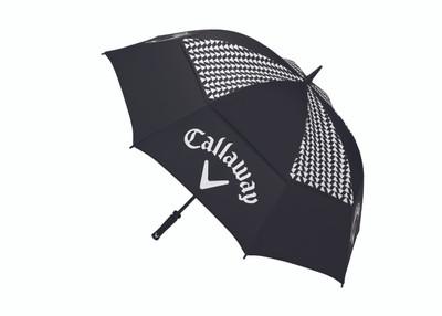 """Callaway Golf- Ladies 60"""" UpTown Double Canopy Umbrella"""