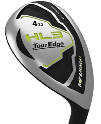 Tour Edge Golf- LH Hot Launch HL3 Hybrid (Left Handed)