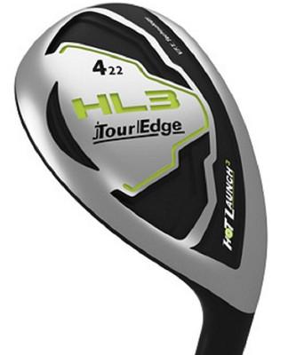 Tour Edge Golf- LH Hot Launch HL3 Hybrid (Left Handed)