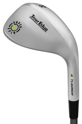 Tour Edge Golf- Hot Launch Super Spin Wedge