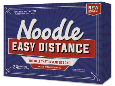 Noodle Easy Distance Golf Balls [24-Ball]