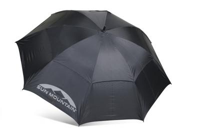 "Sun Mountain Golf- 62"" Manual UPF 30+ Umbrella"
