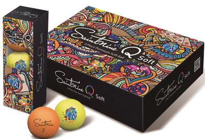 Saintnine Q Soft Golf Balls