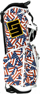 Loudmouth Golf- Flagadelic Stand Bag