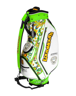 Loudmouth Golf- John Daly Collection Staff Bag