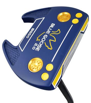 Ray Cook Golf- Blue Goose BG50 2.0 Putter