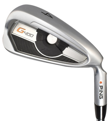 Pre-Owned Ping Golf G400 Irons (8 Iron Set)