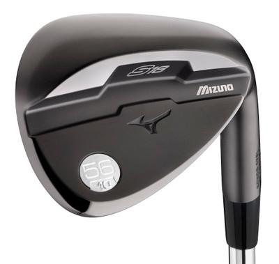 Pre-Owned Mizuno Golf S18 Gun Metal Wedge