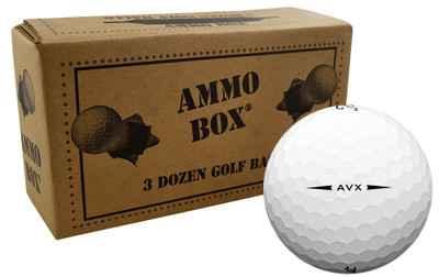 Titleist AVX Near Mint Recycled Used Golf Balls [36-Ball]