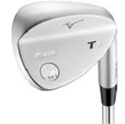 Pre-Owned Mizuno Golf T7 White Satin Wedge