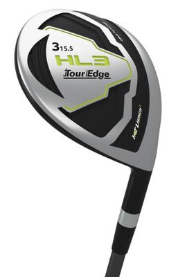 Pre-Owned Tour Edge Golf Ladies Hot Launch HL3 Draw Fairway