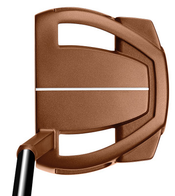 Pre-Owned TaylorMade Golf Spider Mini Copper Slant Neck Putter