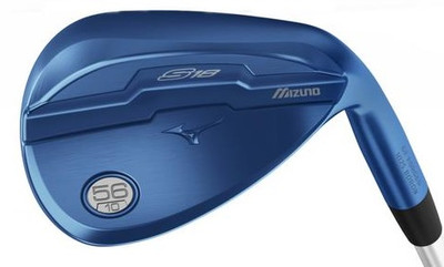 Pre-Owned Mizuno Golf S18 Blue Ion Wedge