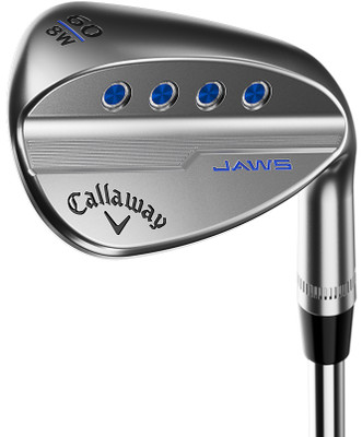 Callaway Golf- LH JAWS MD5 Platinum Chrome Wedge (Left Handed)