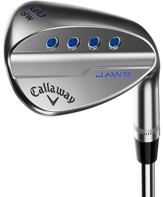 Callaway Golf- LH JAWS MD5 Platinum Chrome Wedge Graphite (Left Handed)